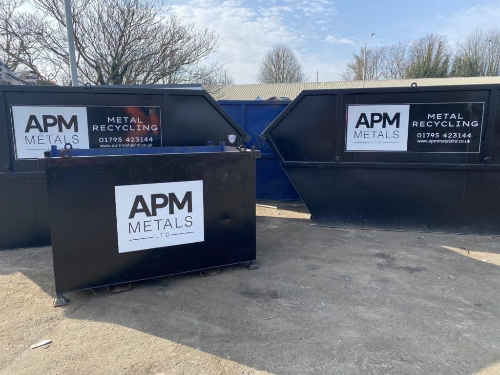 scrap metal container skip sizes sittingbourne